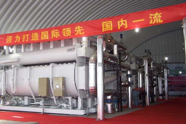 利用阳煤电厂余热集中供热项目